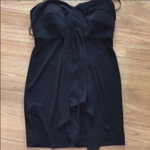 BCBG Strapless dress Little  black dress